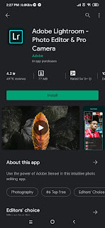 Best Android Apps, Photo Editing Apps, Best Photo Editing Apps In 2020, PicsArt, Adobe Lightroom, Prisma App, PicsArt App Download, Adobe Download, Best Apks Of 2020, Latest Picasrt Apk, Latest App Download