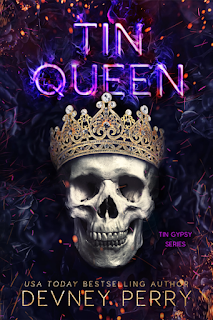 Book Review: Tin Queen (Tin Gypsy #6) by Devney Perry   About That Story