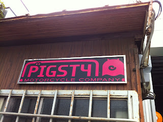 MORTORCYCLE SHOP PIGSTYの画像