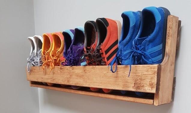 Suporte para Calçados