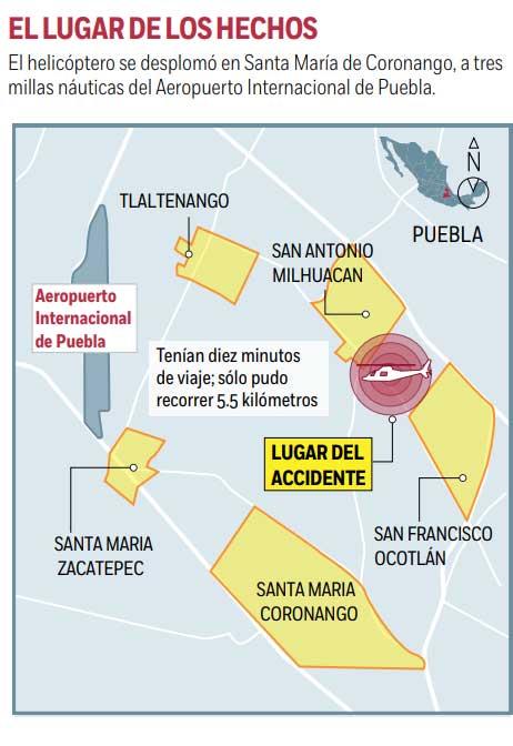 Cremación de los Moreno Valle no fue ilegal
