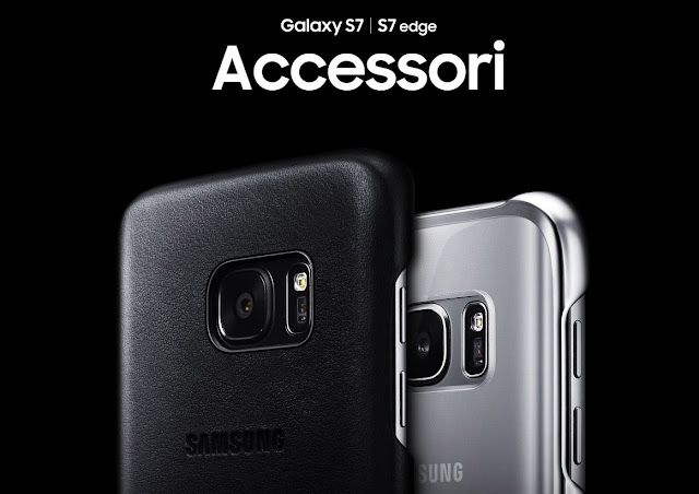 accessori originali samsung galaxy s7 e s7 edge