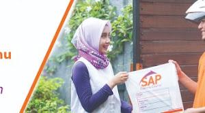 Cara Mengecek Resi SAP Express Paling Mudah