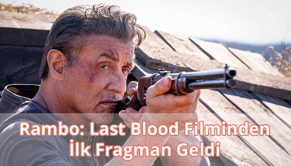 Rambo 5: Son Kan Fragman İzle