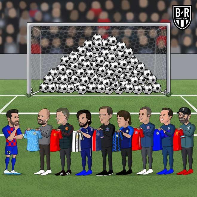 Messi gửi fax đòi rời Barca: Fan biểu tình ngoài Nou Camp, quan lớn xúc động chia tay 5