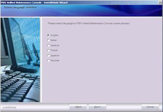 jaya Perkasa Panasonic - pabx program software upcmc versi 7.8
