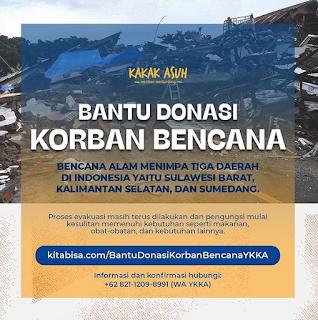 PRESS RELEASE : Bersama Kakak Asuh Peduli Indonesia