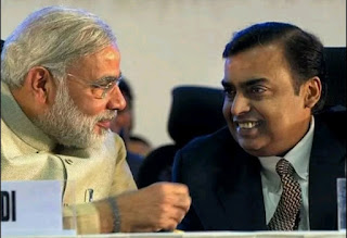 Mukesh Ambani has come forward to fulfill this dream of PM Modi