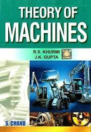 Theory of machines pdf