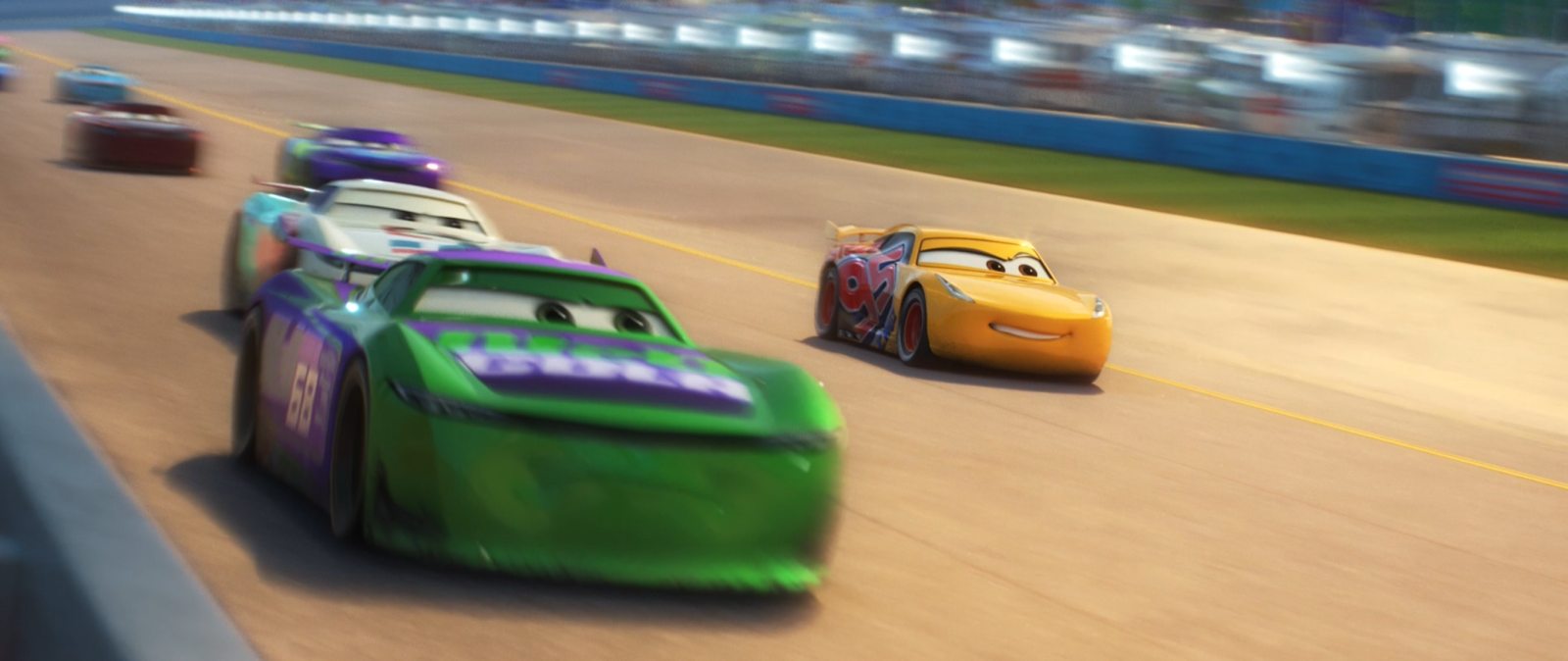 Cars 3: H.J. Hollis (N20 Cola)