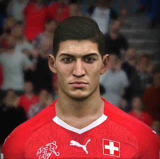 PES 2017 Faces Steven Zuber by Jefferson_SF