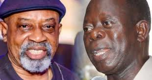 Ngige Blasts Oshiomhole This Fight Is interesting