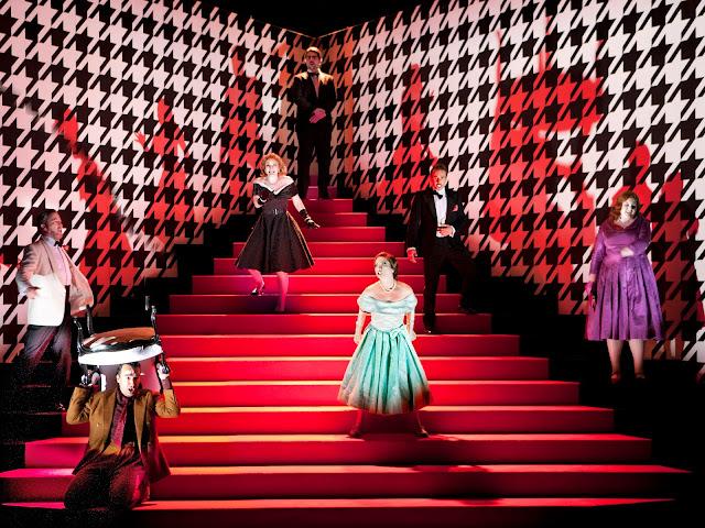 Rossini: La Cenerentola - The Grange Festival (Photo Simon Anand)