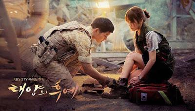 Phim Bộ Hàn Quốc Hậu Duệ Của Mặt Trời Tập 5 Full HD Mới Nhất