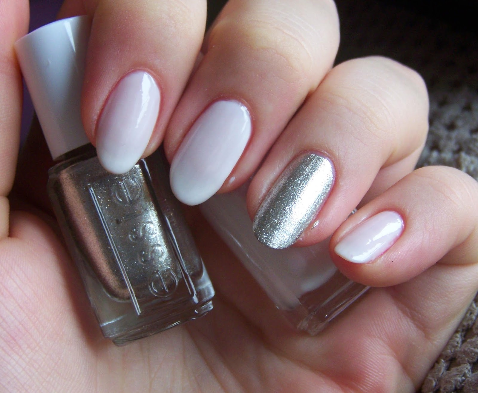 Essie Winter Collection - Jiggle Hi Jiglle Low & Tuck It In My Tux