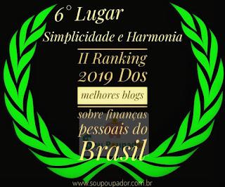 2-ranking-2019-sou-poupador-simplicidade-e-harmonia-sexto-lugar