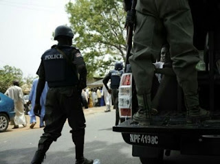 POLICE UNCOVER HUMAN PARTS IN CHURCH, ARREST PASTOR