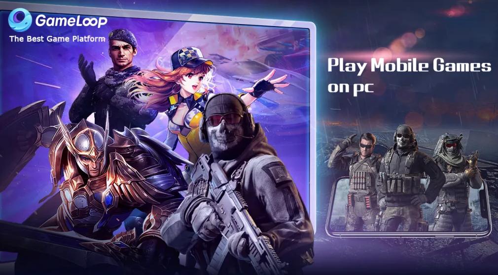 تحميل محاكي game loop بعد التحديث الجديد 2021