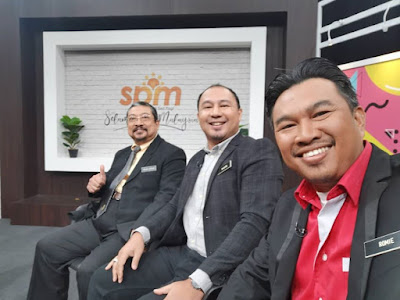 #cikgooTUBE di Selamat Pagi Malaysia, RTM1