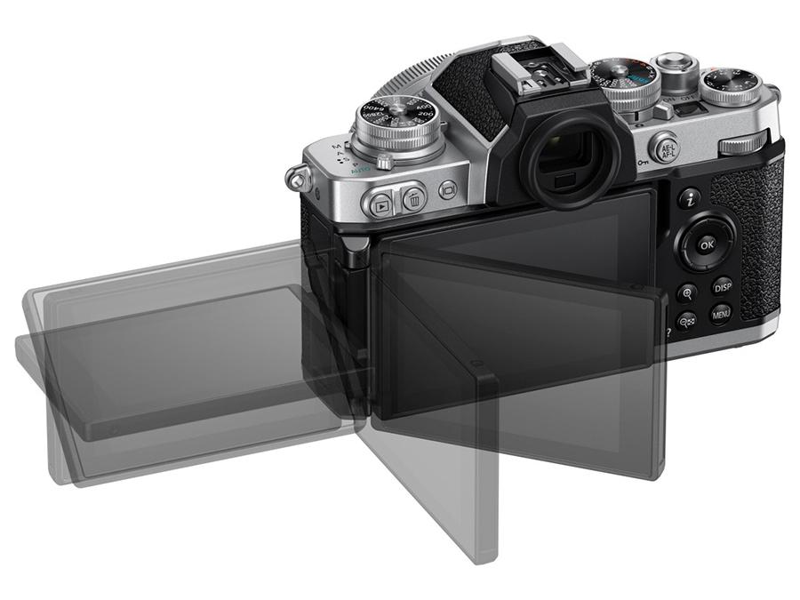 Nikon Zfc articulating screen