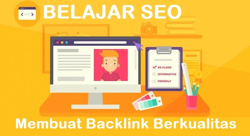 Cara Membuat Backlink Berkualitas