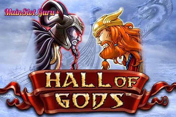 Main Gratis Slot Hall of Gods NetEnt