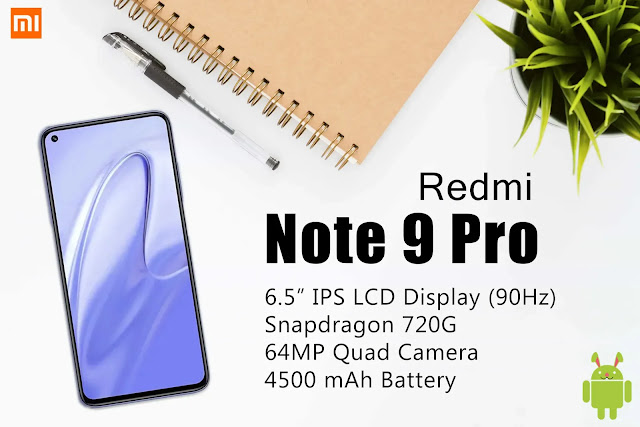 Xiaomi Redmi Note 9 Pro Specifications, Prcie & Release Date