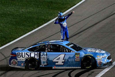 Kevin Harvick's 5th #MENCS #Win In 2018! #NASCAR