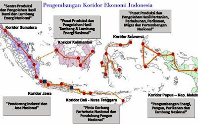 Strategi Pembangunan Indonesia untuk Mengurangi Ketimpangan Pembangunan antar Wilayah