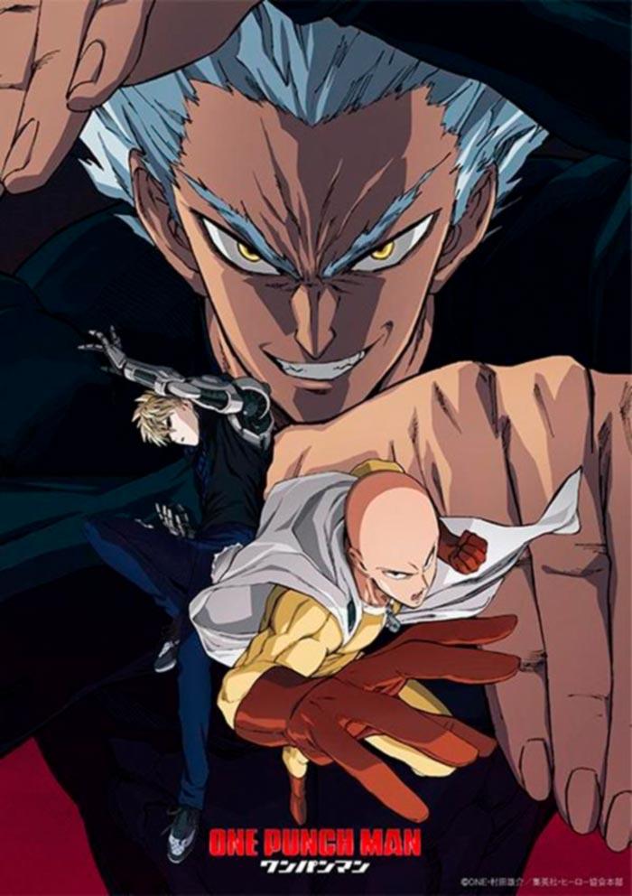 One-Punch Man anime temporada 2