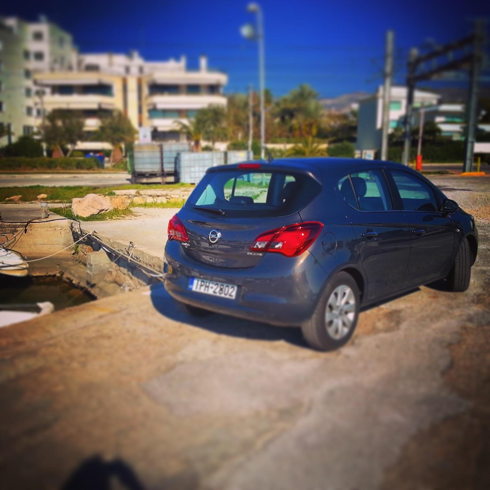 f5 Δοκιμάζουμε το Opel Corsa 1,3 diesel