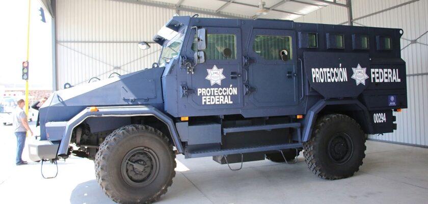 """Tras fuerte armamento de sicarios Fiscalía Morelos renovará su parque vehicular y adquirirá """"Alacranes"""" o """"Rinocerontes"""" blindados"""