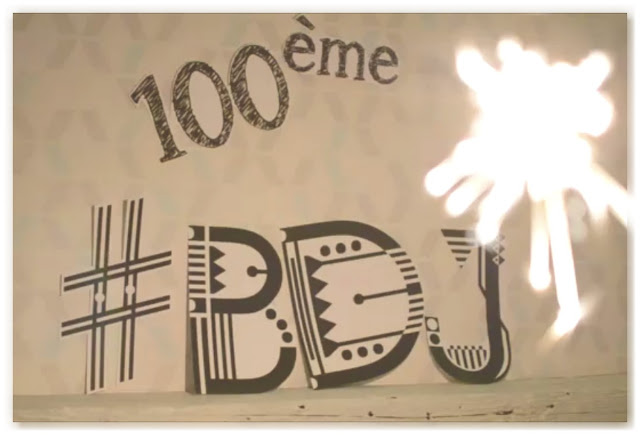 made in velanne fête le 100ème #BDJ