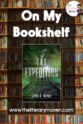 In The Expedition by Chris Babu, because resources are running out in New America, Drayden, Charlie, Catrice, and Sydney barely have time to rest after completing the Initiation before they are sent out on a mission to make contact with Boston.They are accompanied by a team of four military guards and it quickly becomes clear that the two groups have different objectives. Read on for more of my review and ideas for classroom application.
