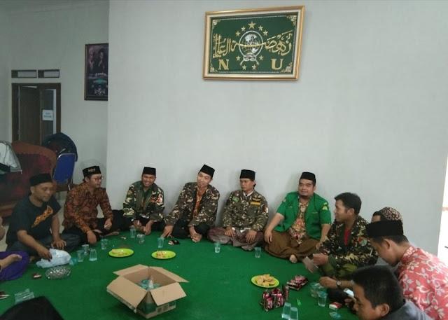 Ansor Bandung Barat Gelar Tahlil untuk Kasatkorcab Banser