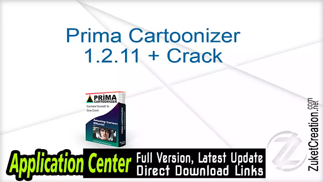 Prima Cartoonizer 1.2.11 + Crack