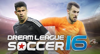 Dream League Soccer 2016 Mod Apk + Data Unlimited Money Terbaru