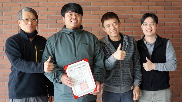 開發手機用儀錶影像辨識系統 大葉資工系師生獲獎