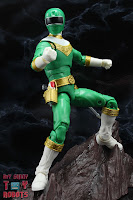 Power Rangers Lightning Collection Zeo Green Ranger 19