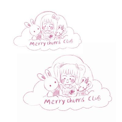sketches, illustration, kawaii