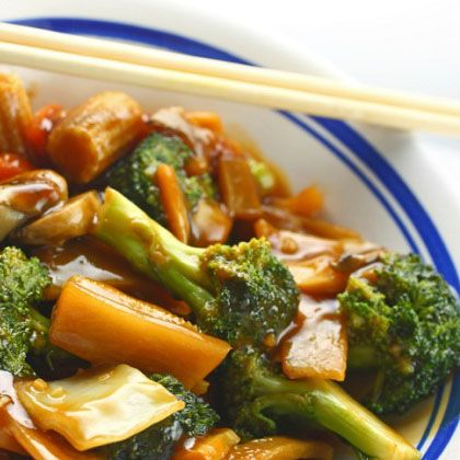 Chinese Take-Out Vegetables