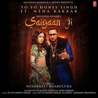 Saiyaan Ji Yo Yo Honey Singh Mp3 Song Download pagalworld