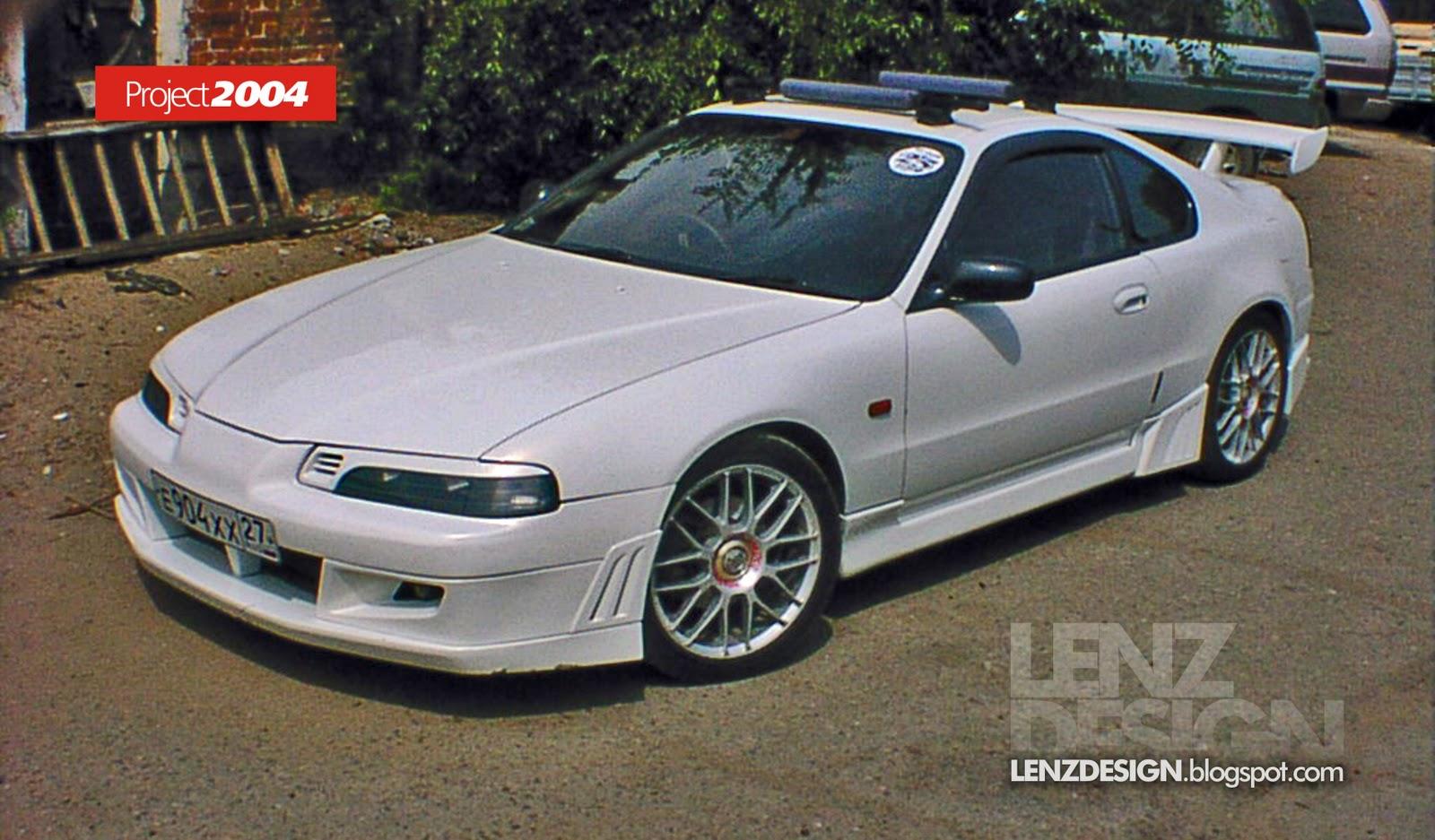 Honda Prelude Tuning By Lenzdesign