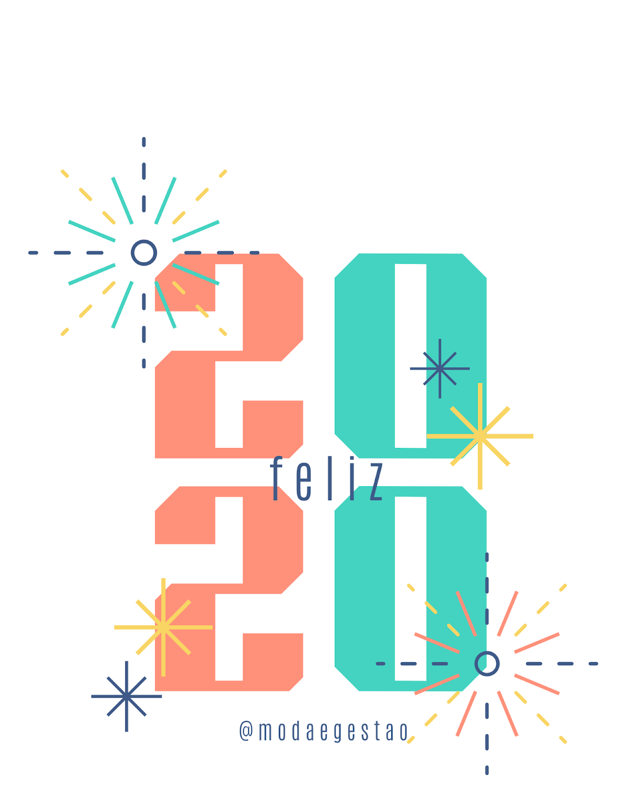Metas cumpridas. Ou não? Feliz 2020!