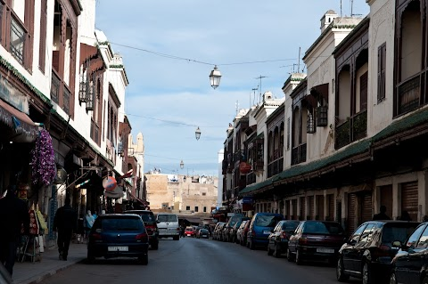 The Mellah: the Jewish community in Fez