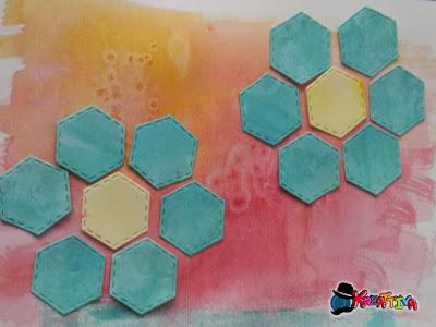 9 modi per creare texture fai da te su carta