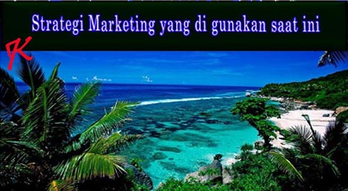 Strategi marketing - Yang efektif