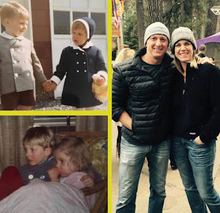 Stacie Zabka picture collection with her husband & children