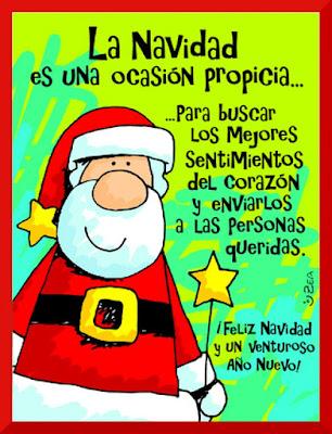 Feliz navidad, imagenes animadas. postales y tarjetas para ver