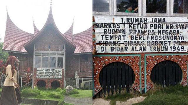 Cerita Sumatera Barat Jadi Central Penyelamat NKRI dari Agresi Militer Belanda 2